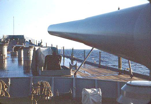 368 R.Klotz  BB-64 At sea