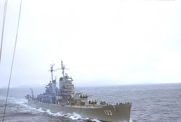423     D. Patrykus  USS Toledo CA 133
