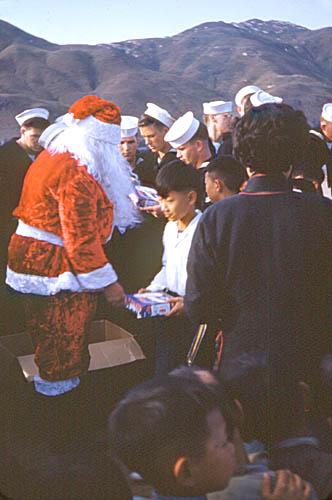 431    D. Patrykus   Santa Hong Kong 1953