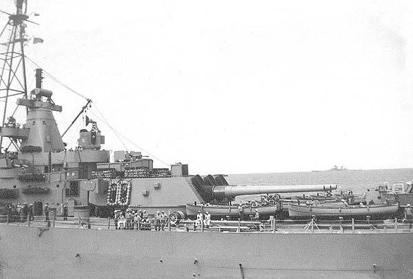 463 Ship photo by Barney Elletson DD-699