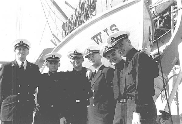 472 Midshipman 1957 Summer Cruise