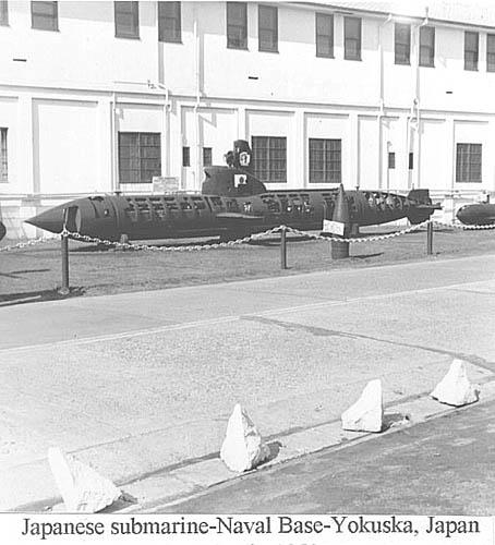 525 D. Wilson Naval Base Yokosuka, Japan