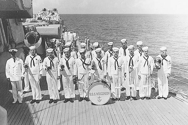 583  E. Wiechelt BB-64 Unit Band  171 1951
