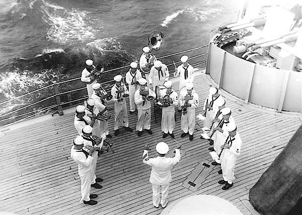 584  E. Wiechelt Ships  Band 1951