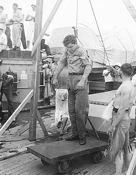 598 Ryoal Hangman  Middie Cruise 1957