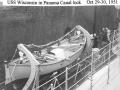518 D. Wilson 10-29-51 Panama Canal  Lock