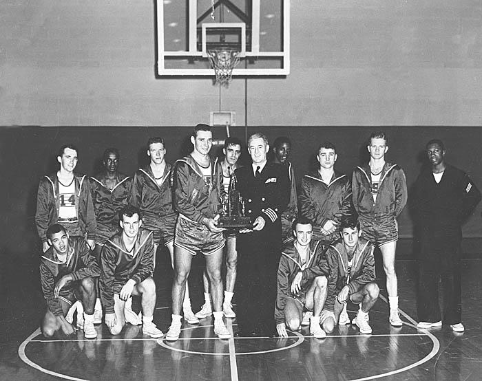 628 Murphy, Dave BB-64 Basketball Team