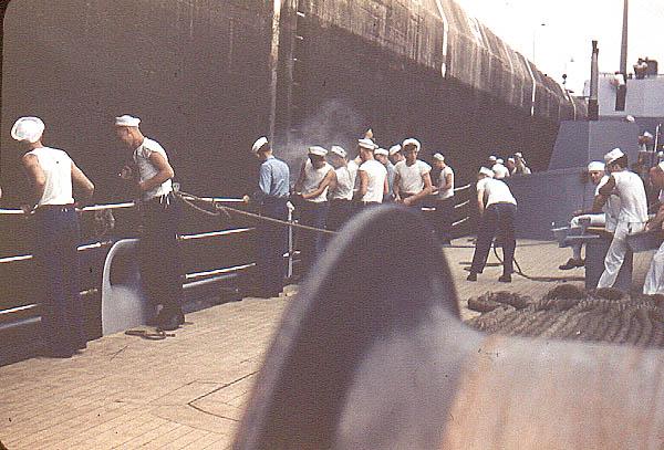 665 F(Zinkan) Panama Canal 2