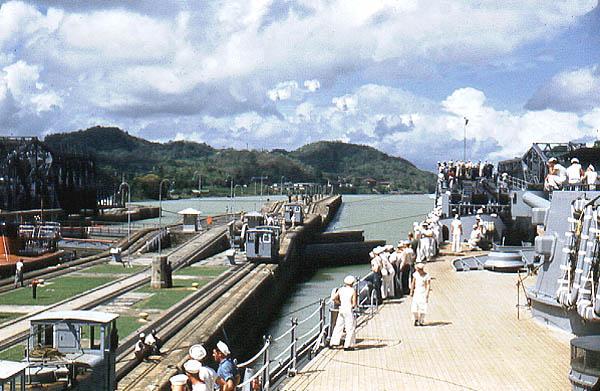 667 F(Zinkan) Panama Canal 13
