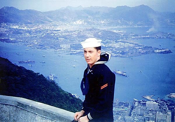 682 John Pitzl Hong Kong 1953