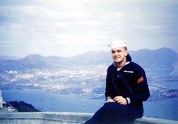 683 J.Pitsl Phillip Welsch Hong Kong 1953