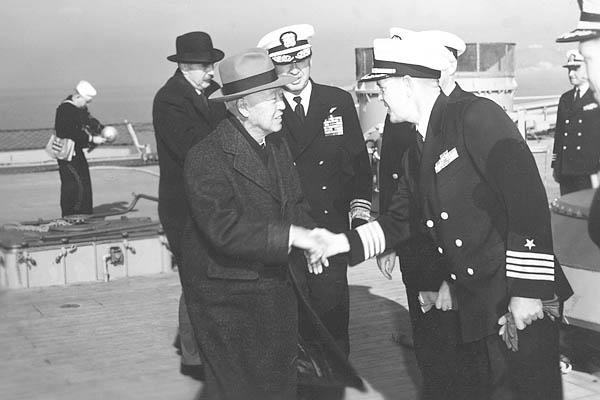 751 Pres. Syngman Rhee Capt. Flaherty