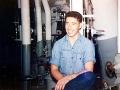 681 John Pitzl Boiler room 1953