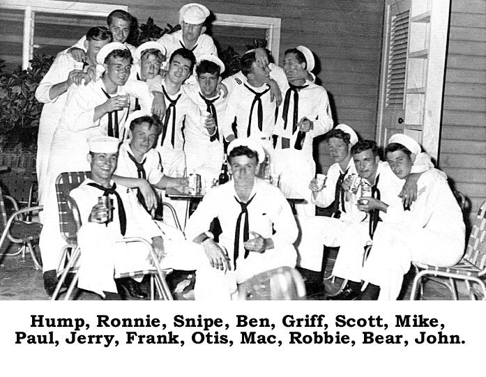 841 F.Saracione. The Crew with names