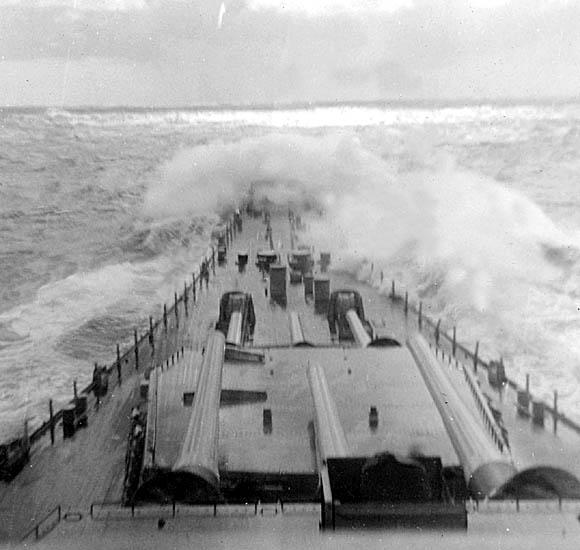844 F.Saracione. Heavy Seas