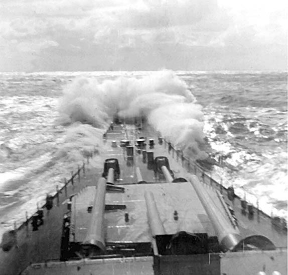 846 F.Saracione. Heavy Seas