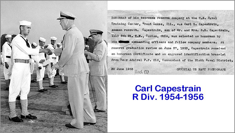 861 Capestrain, C. & Note