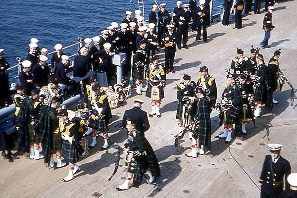 877 D Menta Edinburgh Scotland 7-1955