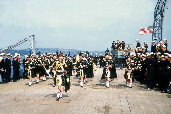 880 D Menta Edinburgh Scotland 7-1955