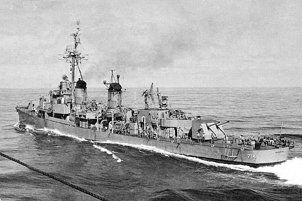 894 K.Anderson File0009 USS William R. Rush (DD-714)