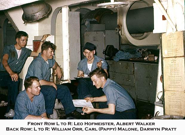 981 B Div Pump Room 1957