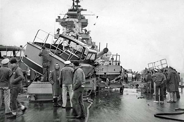 1029 Vehicle & Boat damage