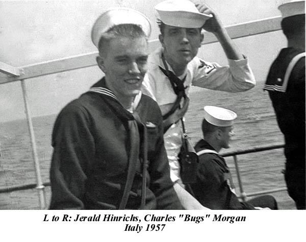 1038 Jerald Hinrichs Charles Bugs Morgan