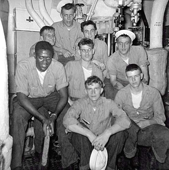 1060 Fireroom Crew