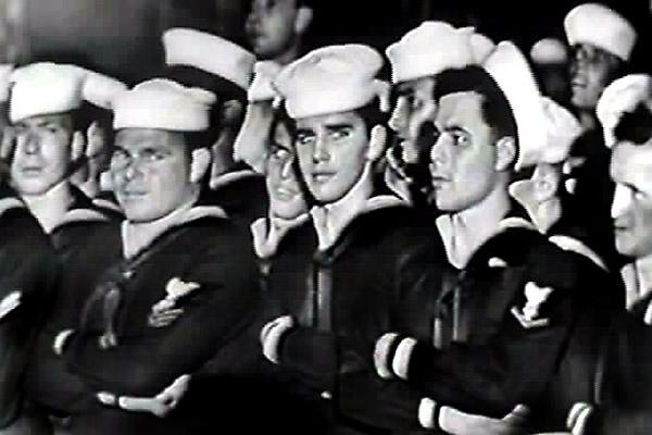 1074 John Fox Ed Sullivan Show 05-22-1955
