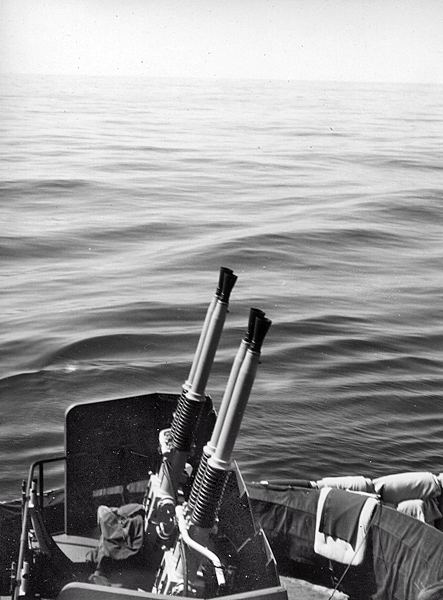 1099 Calm Seas