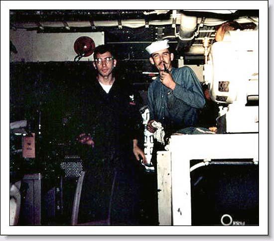1151 F Marv Woskow, Chuck Littlejohn T Div. Radio 2 1954