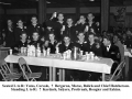 1023 R Div Ships Party Jan. 1953