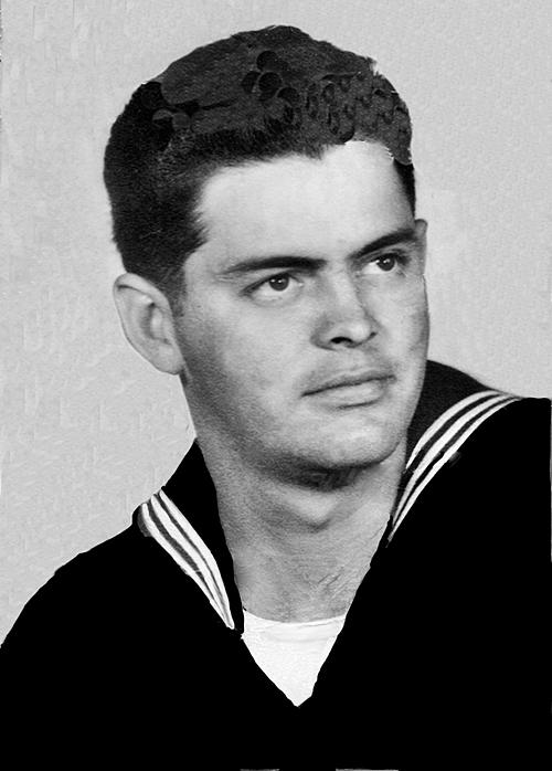 1234 Robert T.C. Robinson BM3 1st Div. 1951-1955