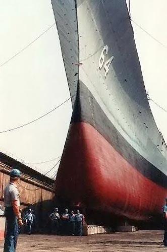 015  Dry dock