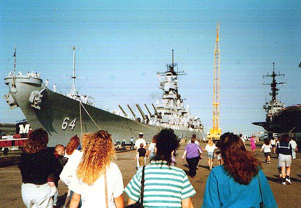 031 BB-64 Pier side