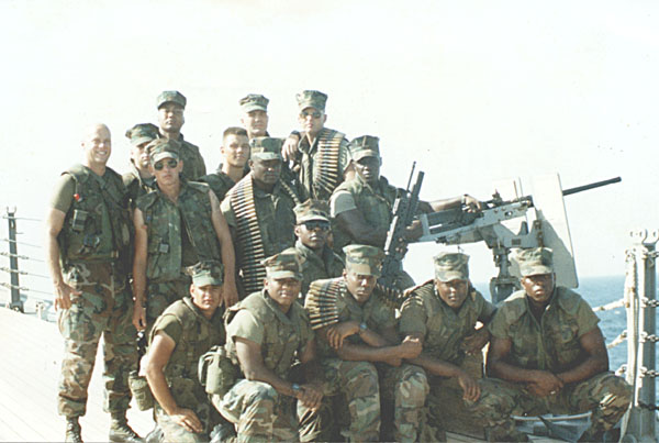 111 J.Lewis Marines