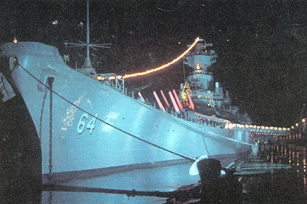 115 J.Lewis Ship Holiday lights