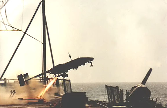 117 B.A.Johnson RPV Launch