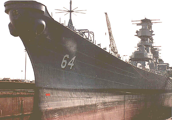 130 B.Johnson DECOM Drydock Philadelphia, PA