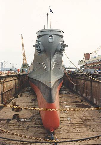 134 C. McRae  Drydock '89