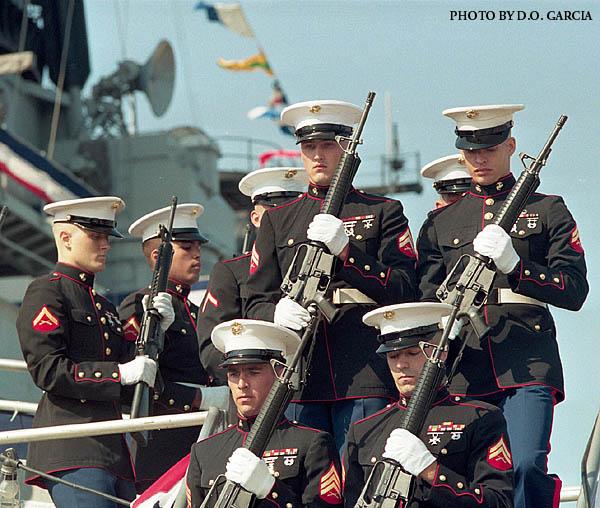 185 USS Wisconsin 932-27