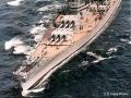 030 BB-64 at sea