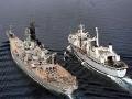 060 Wisconsin-HMCS Protecteur 1991