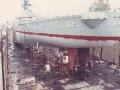 092 B.Wilcox Dry dock