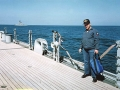 175 H. Santiago and USS Missouri BB-63