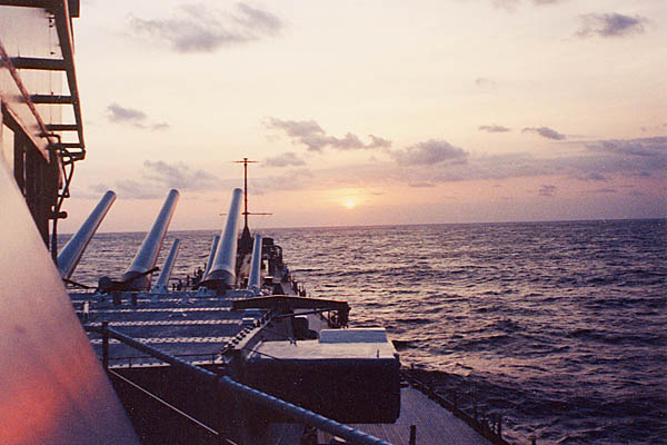 213 M. Bowers  Sunset in the Gulf