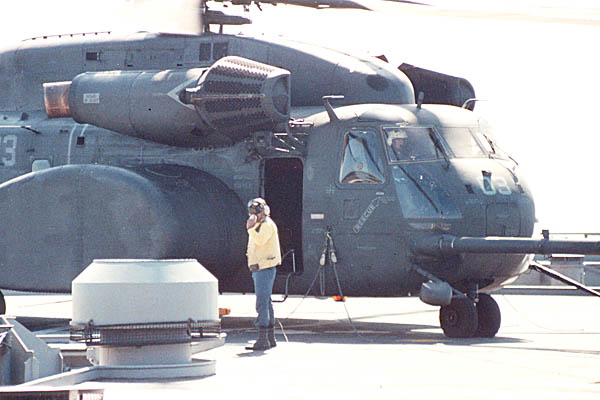 221 M. Bowers  SH-53D Sea Stallion