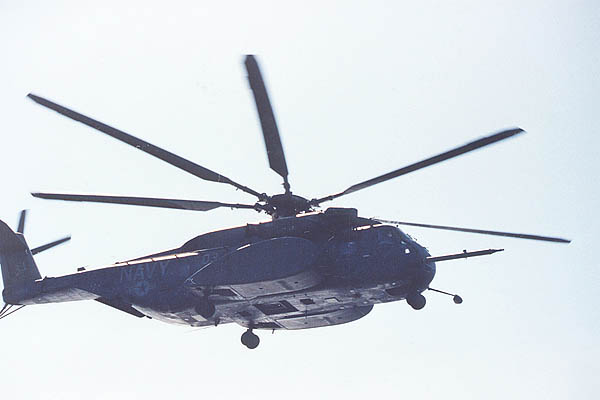 222 M. Bowers  SH-53D Sea Stallion