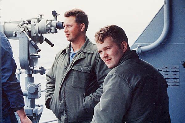 235 M. Bowers   Men of BB-64