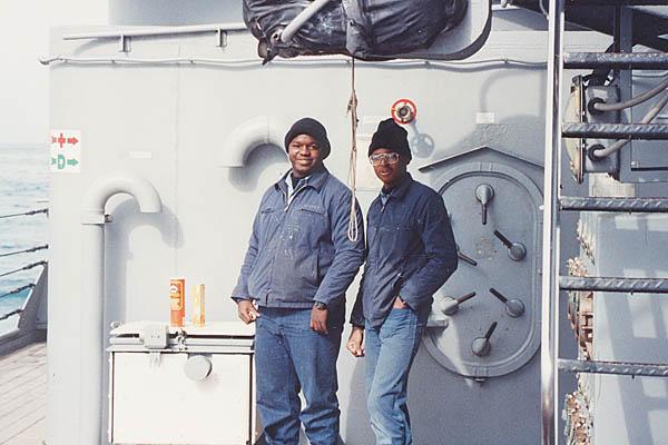 247 M. Bowers   Men of BB-64